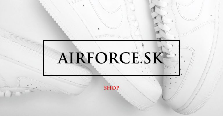 Air Force 1 Tenisky Low Biele
