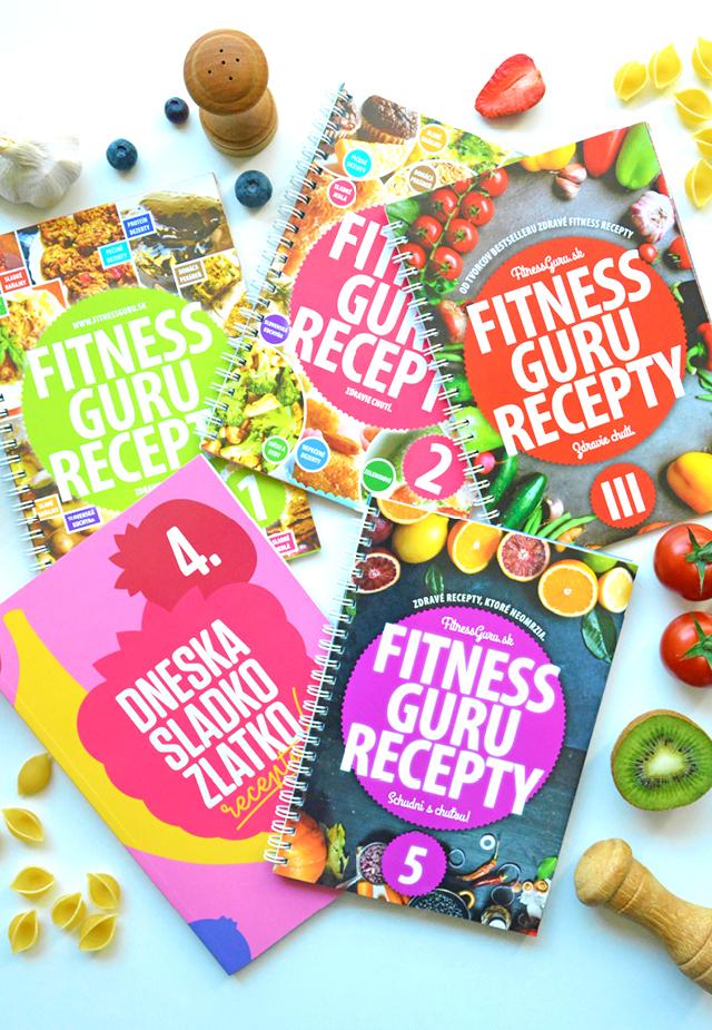 Fit Knihy Fitness Guru Recepty